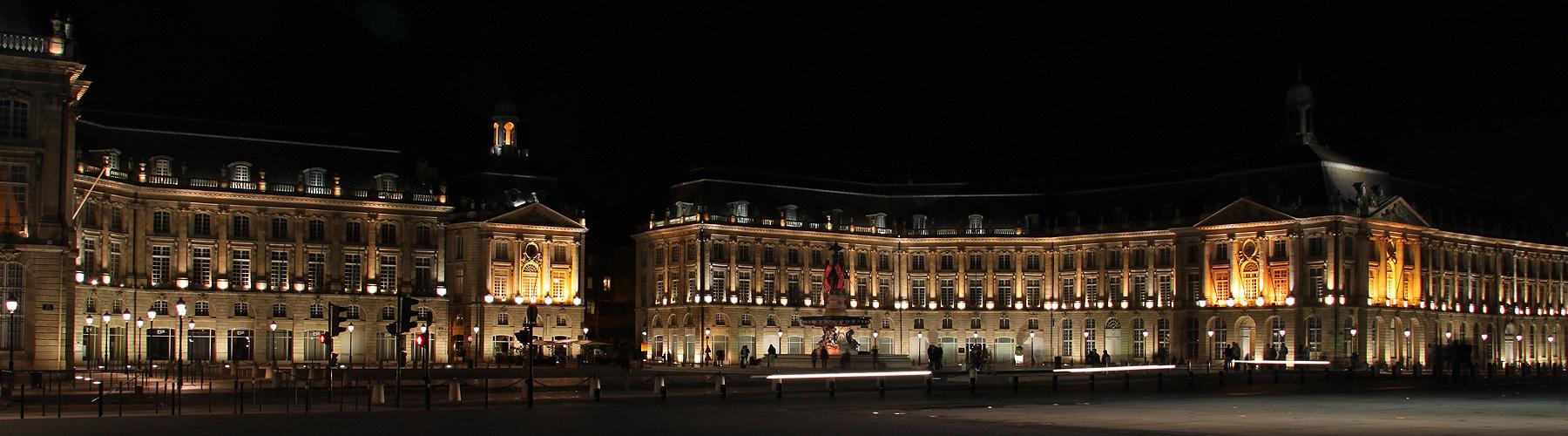 Bordeaux - Place de la Bourse