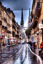 Bordeaux sous la pluie 2