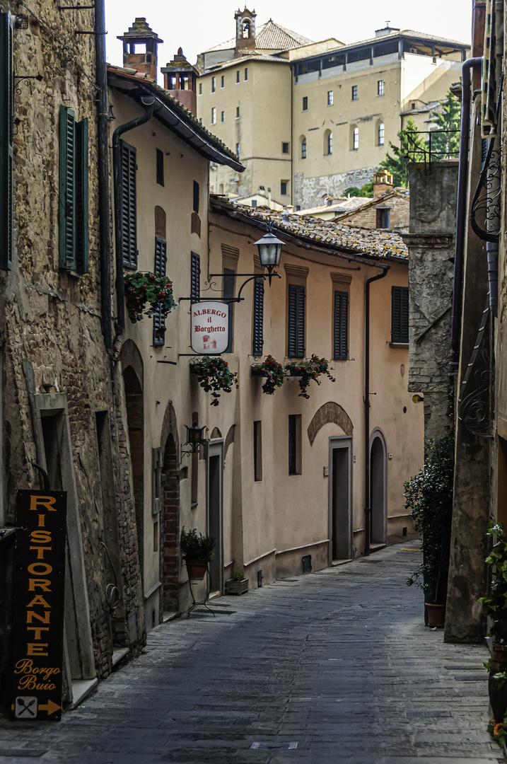 Borgo Buio