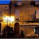 Borgo del Cilento al tramonto