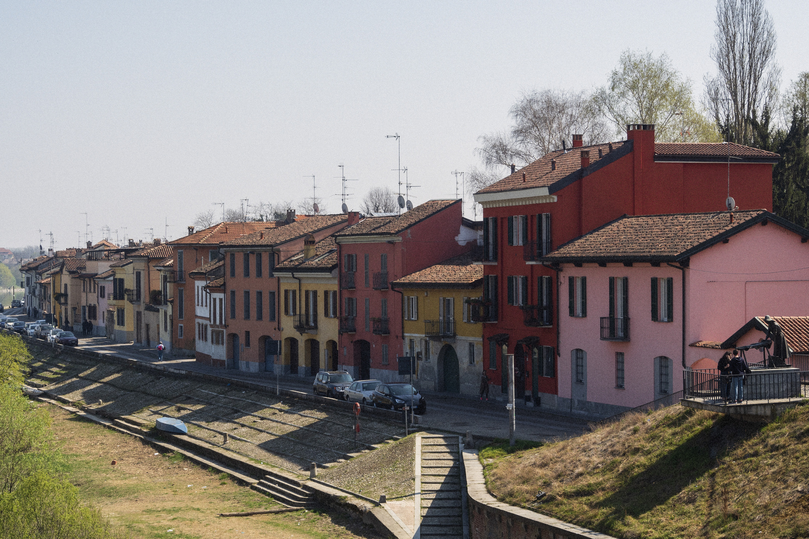 Borgo Ticino, Pavia