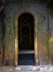 Borgund Portal