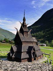 Borgund Stabskirche