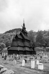 Borgung Stavkyrkje