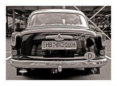 Borgward Isabella TS de Luxe