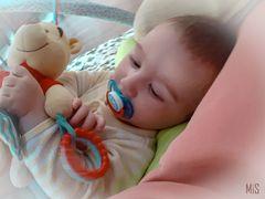 Borja y sus juguetes