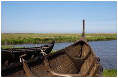 Bork Havn- Wikingerboote