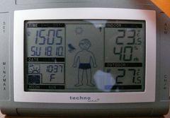 Borkum - 27,5 Grad C auf unserer Terrasse - Und das in der zweiten Hälfte Oktober