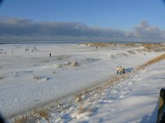 Borkum - Auch im Winter kann Inselurlaub Spaß machen