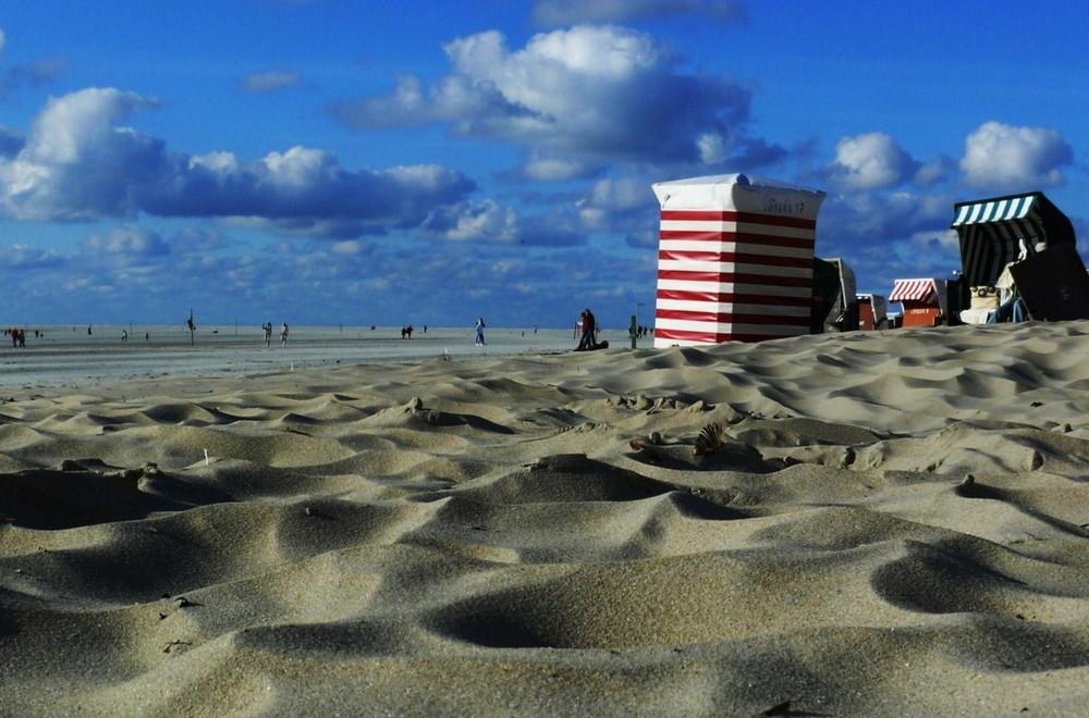 Borkum - Erholung wie Sand am Meer