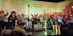"""Borkum  -  Shantychor """"Oldtimer"""" begeisterte die Zuschauer mit neuem Programm"""
