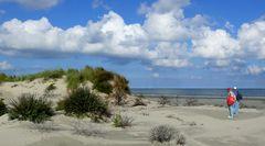 Borkum  -  Solche Tage auf der Insel muss man einfach genießen