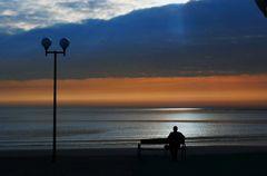 Borkum - Wegen solch schöner Abende liebe ich die Insel