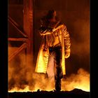 Born in fire and smoke