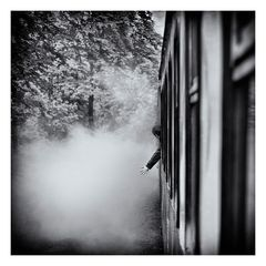 *** born on a train ***