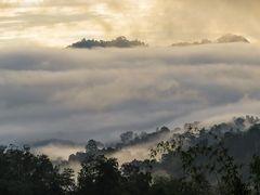 Borneos Wetterphänomene