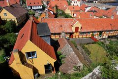 Bornholm-Impressionen, - XVII.