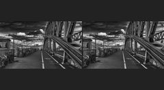 Bornholmer Strasse - Bösebrücke 1 (3D)