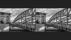 Bornholmer Strasse - Bösebrücke 3 (3D)