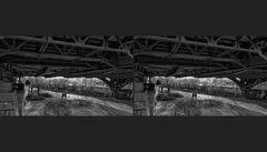 Bornholmer Strasse - Bösebrücke 5 (3D)