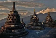 * Borobudur **