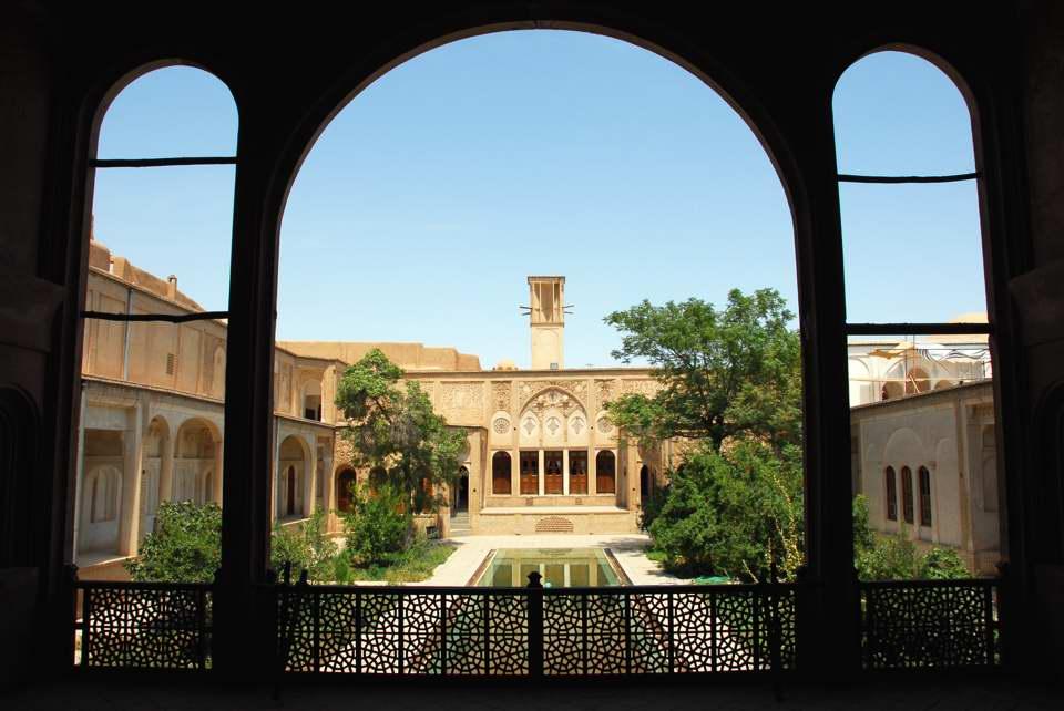 Borujerdi's Home Kashan-IRAN