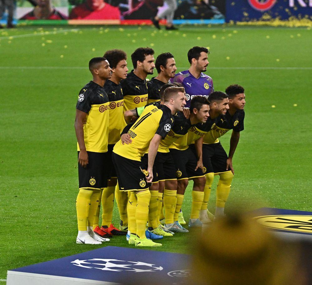 Dortmund Fußballspiel
