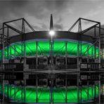 Borussia - Park ..... Ja wir schwören Stein und Bein