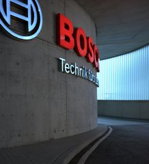 Bosch Messe Parkhaus 4