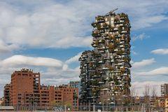 Bosco Vertikale (vertikaler Wald) in Mailand