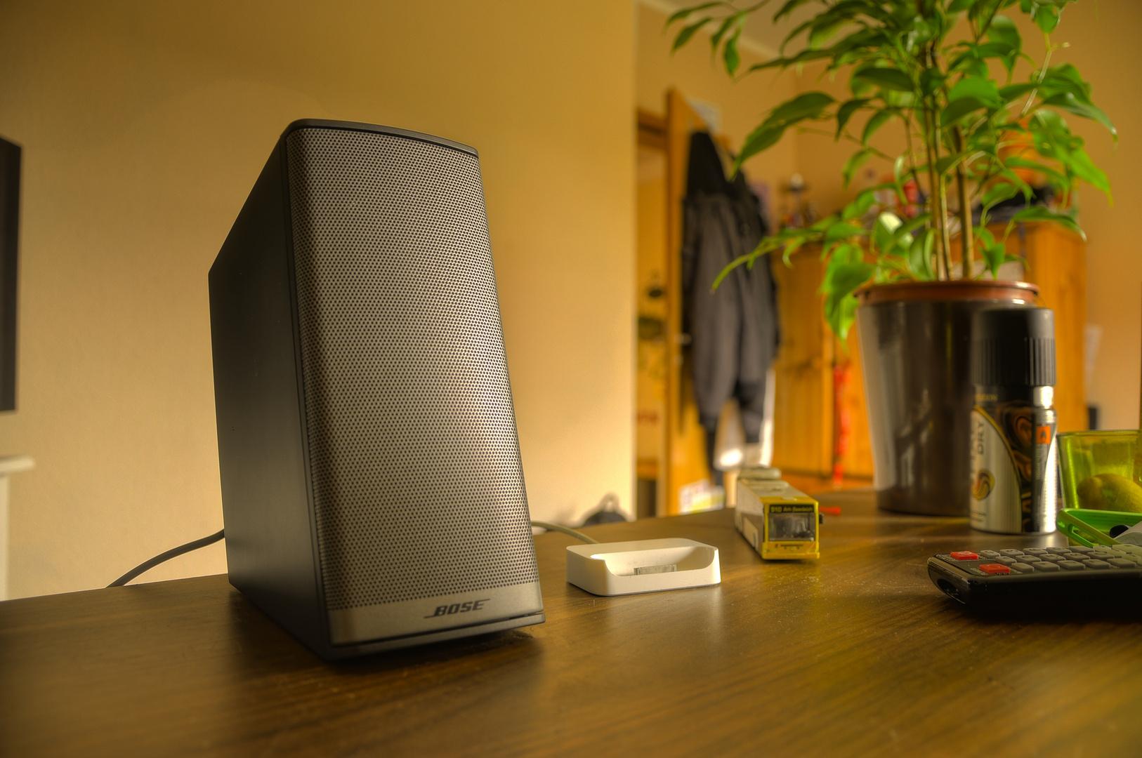Bose Box als HDR