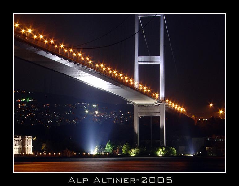 Bosphorusbrücke-Istanbul