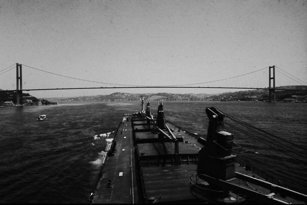 Bosporus 1978 - MS Griesheim