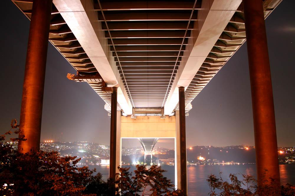 Bosporus Bridge @ Night