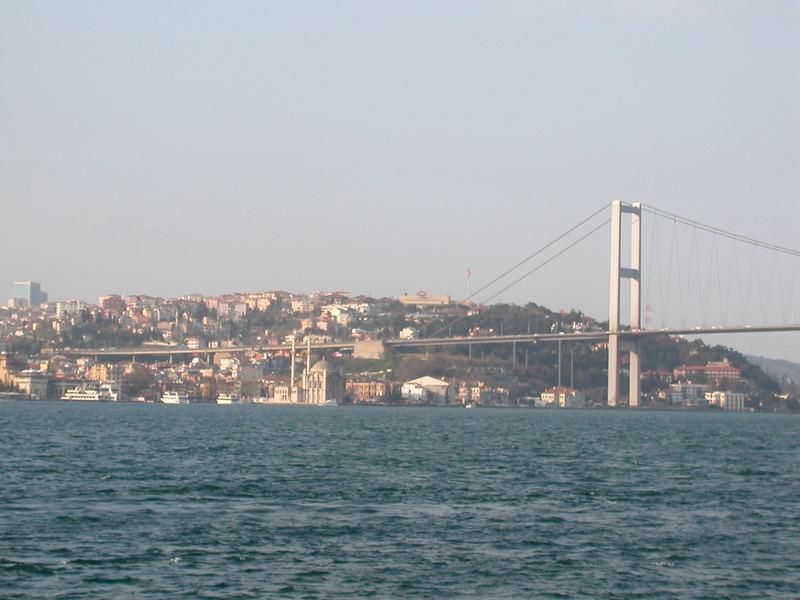 Bosporus Europabrücke
