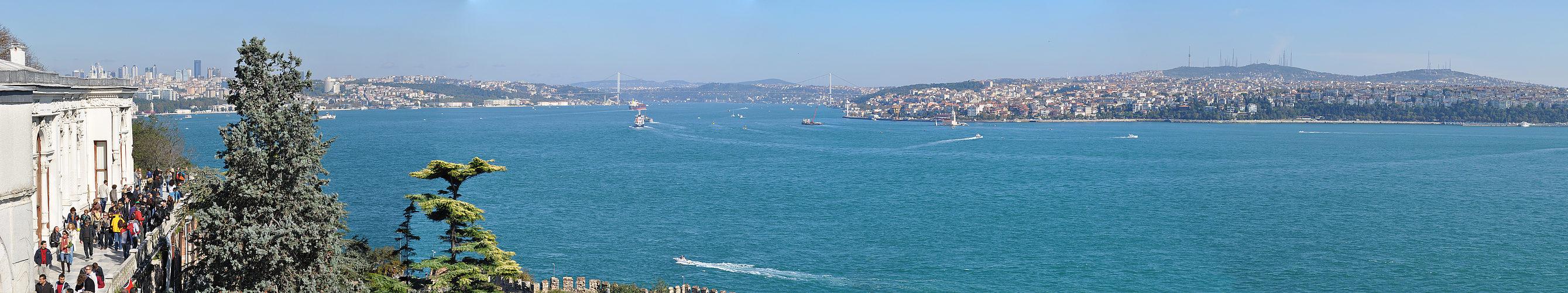 Bosporus Panorama
