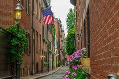 Boston - Cedar Lane Way
