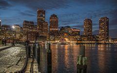 Boston Night Foto 1