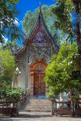 Bot of Wat Phrathat Chom Tong