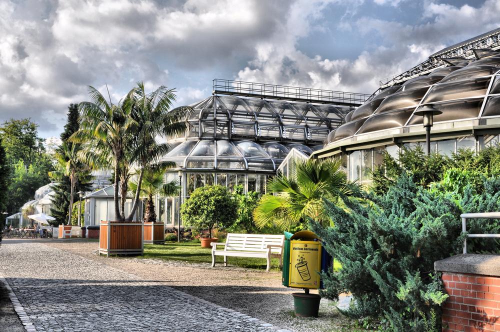 Botanischer Garten........