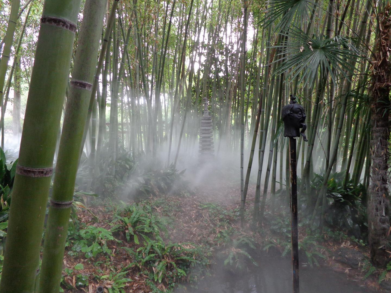 Botanischer Garten In Gardone Foto Bild Mystische Landschaften