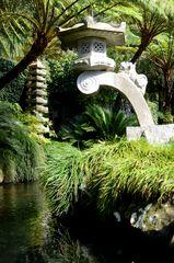 Botanischer Garten Monte in Madeira