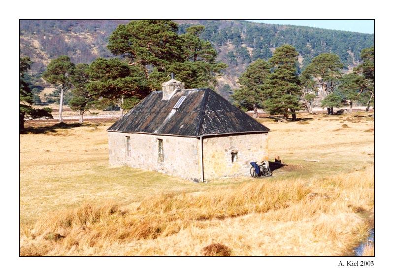 Bothey in Schottland