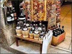 Bottiglie di «Vino Toscano»
