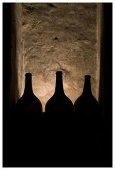 Bottles and Shadows