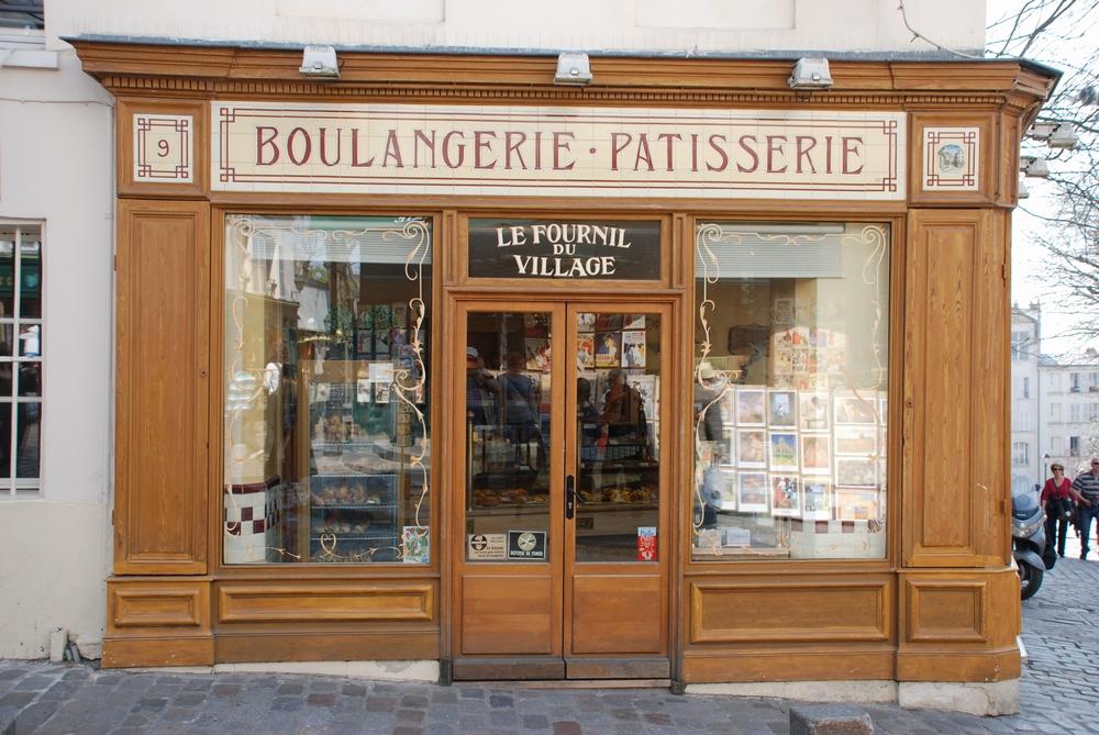 Boulangerie - Patiserie