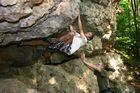 Bouldern in Ternberg