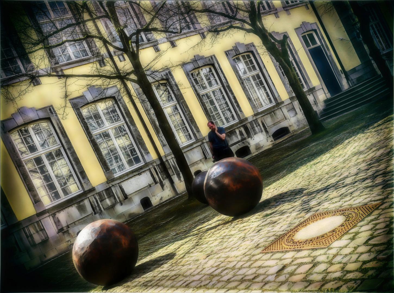 Boule - Spieler...