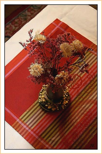 Bouquet en Hiver