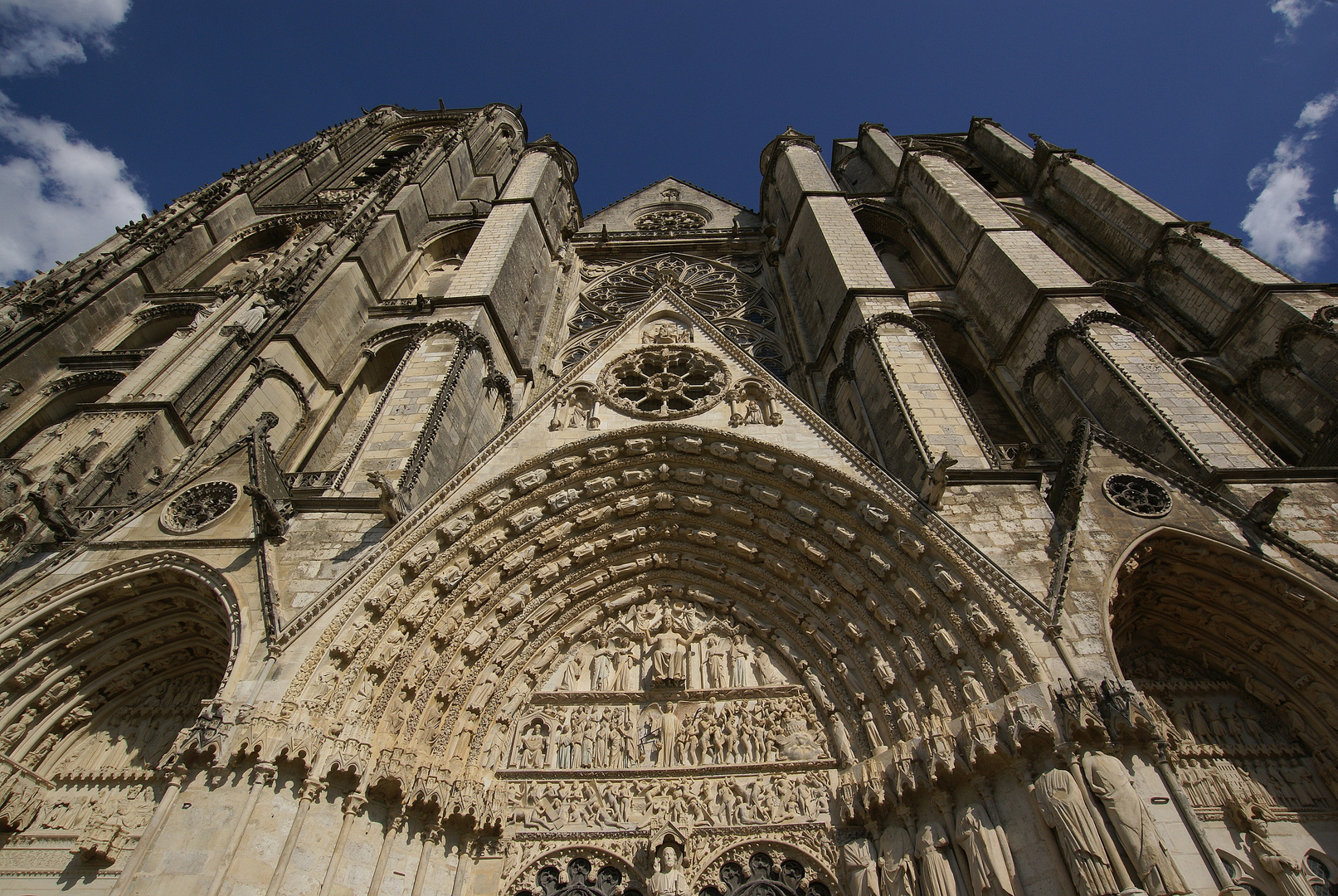 Bourges - Cathédrale Saint-Étienne 4